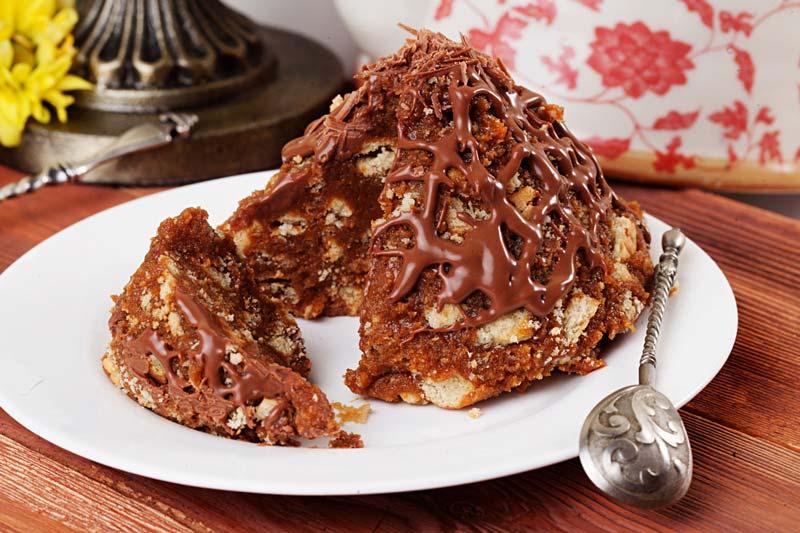 کیک روسی موراوینیک